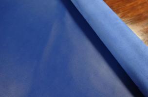 ピコターノ 牛本革 本牛革 革材料 革 皮 皮革 日本製 ブルー