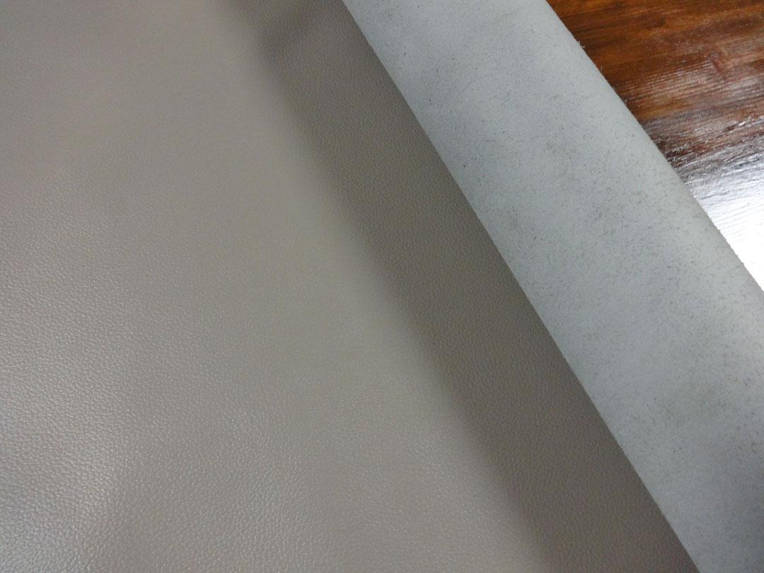 ピコターノ 牛本革 本牛革 革材料 革 皮 皮革 日本製 グレージュ