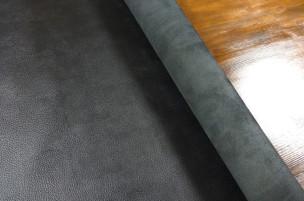 ピコターノ 牛本革 本牛革 革材料 革 皮 皮革 日本製 ブラック