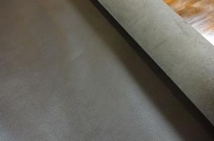 ピコターノ 牛本革 本牛革 革材料 革 皮 皮革 日本製 ダークブラウン