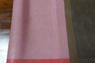ハーフピンク 牛本革 本牛革 革材料 革 皮 皮革 日本製