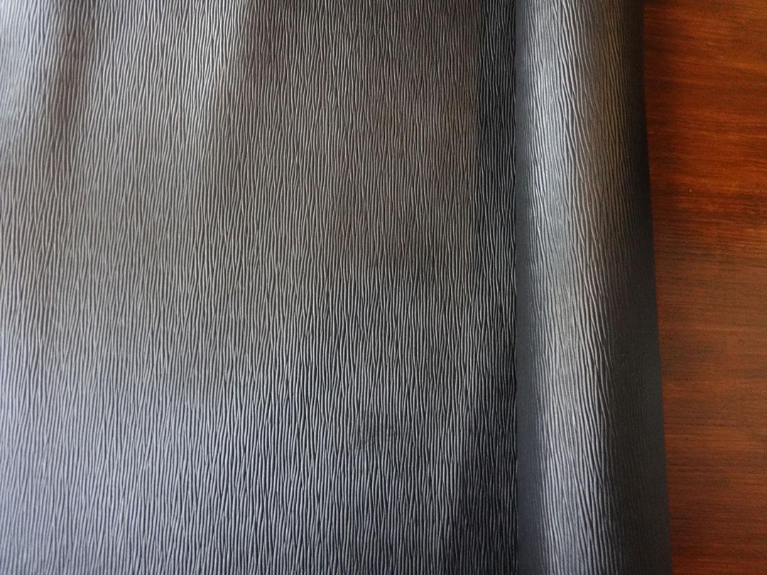 水シボ(型押し) 牛本革 本牛革 革材料 革 皮 皮革 日本製 ブラック