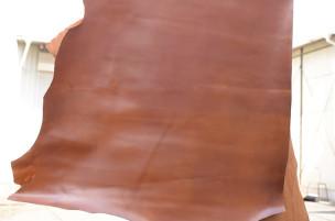 半裁 牛本革 本牛革 革材料 革 皮 皮革 日本製 キャメル2